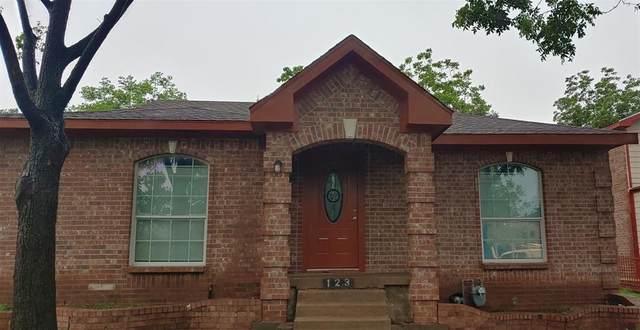 123 Mount Ararat Street, Dallas, TX 75211 (MLS #14578657) :: The Daniel Team