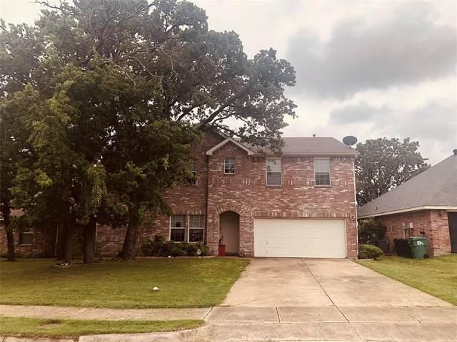 3304 Lance Lane, Denton, TX 76209 (MLS #14578663) :: Team Hodnett