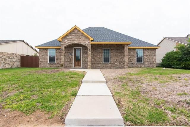 8017 Woodside Road, Rowlett, TX 75088 (MLS #14578713) :: Premier Properties Group of Keller Williams Realty