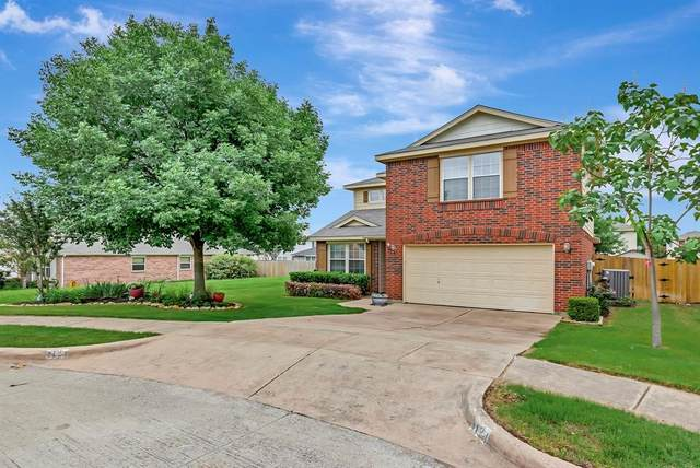 4124 Milestone Court, Fort Worth, TX 76244 (MLS #14578762) :: EXIT Realty Elite