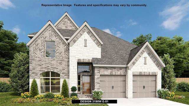2736 Preakness Place, Celina, TX 75009 (MLS #14578779) :: Premier Properties Group of Keller Williams Realty