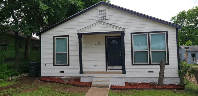 1112 E Maddox Avenue, Fort Worth, TX 76104 (MLS #14578807) :: Bray Real Estate Group