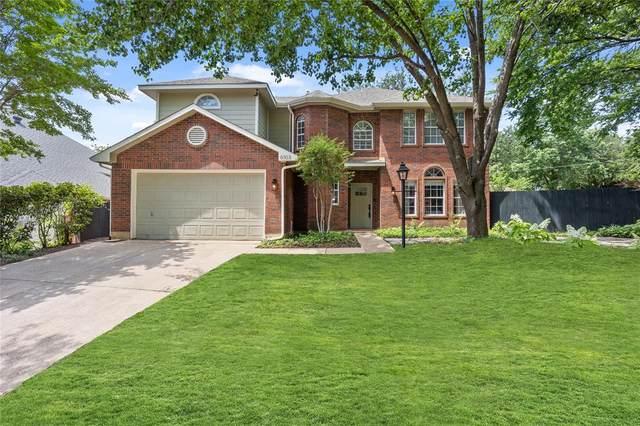 6103 Leagrove Court, Arlington, TX 76016 (MLS #14578857) :: Wood Real Estate Group