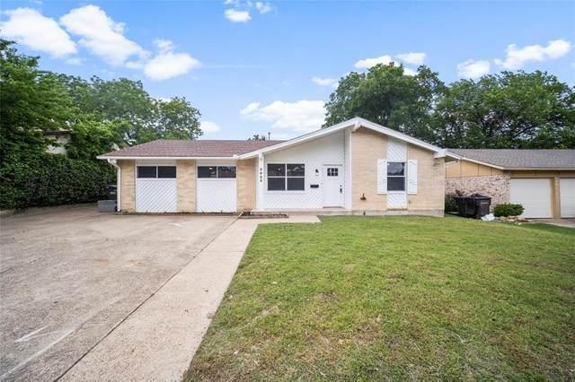 2033 Willow Lane, Plano, TX 75074 (MLS #14578876) :: Premier Properties Group of Keller Williams Realty