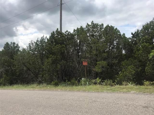 1105 Thicket Trail, Granbury, TX 76048 (MLS #14578894) :: The Daniel Team