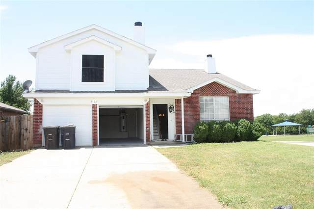 8104 Dripping Springs Drive, Fort Worth, TX 76134 (MLS #14578912) :: The Mitchell Group