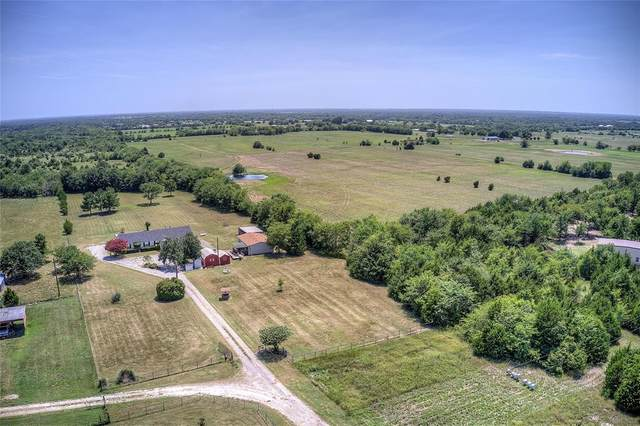 694 Country Place, Greenville, TX 75401 (MLS #14578939) :: The Mitchell Group