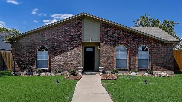 5408 N Colony Boulevard, The Colony, TX 75056 (MLS #14578964) :: Wood Real Estate Group