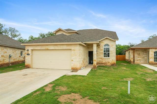 3106 Waterstone Circle, Brownwood, TX 76801 (MLS #14579080) :: The Chad Smith Team
