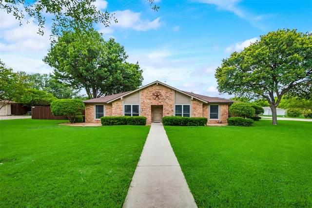 132 Ridgeview Drive, Murphy, TX 75094 (MLS #14579131) :: Real Estate By Design