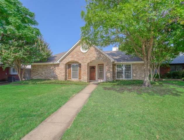 502 Clover Court, Allen, TX 75002 (MLS #14579156) :: Robbins Real Estate Group