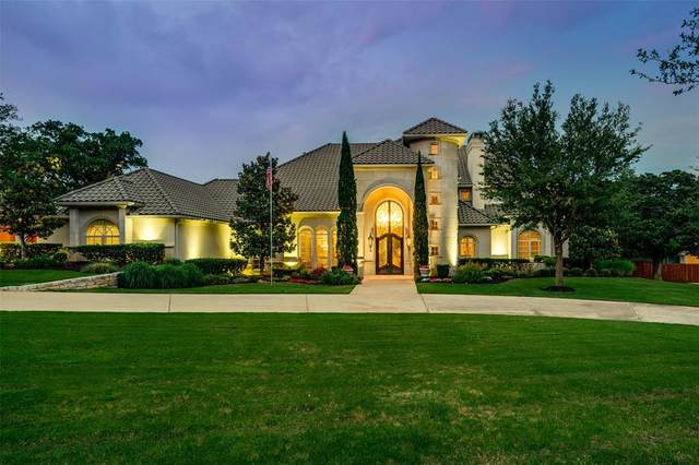 9 Home Place Court, Dalworthington Gardens, TX 76016 (MLS #14579175) :: Front Real Estate Co.