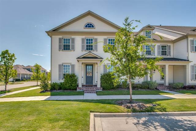 8405 Canal Street, Frisco, TX 75034 (MLS #14579216) :: Robbins Real Estate Group