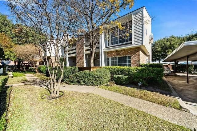 12921 Abrams Road #304, Dallas, TX 75243 (MLS #14579232) :: Robbins Real Estate Group