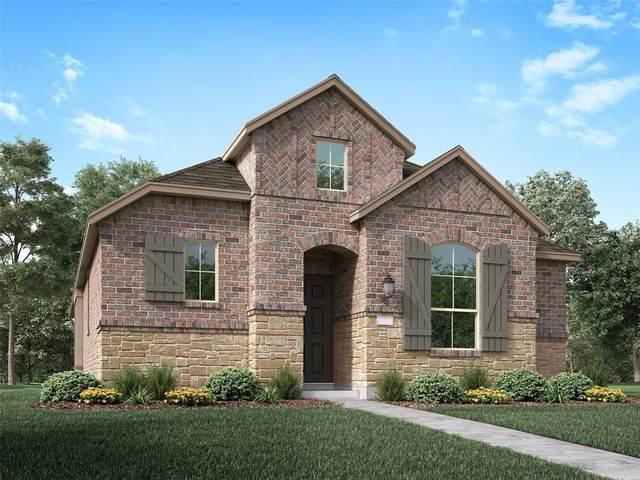 12425 Penson Street, Haslet, TX 76052 (MLS #14579244) :: Premier Properties Group of Keller Williams Realty