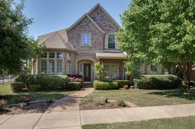 1817 Rice Court, Allen, TX 75013 (MLS #14579251) :: Premier Properties Group of Keller Williams Realty