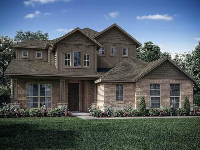 416 Monteverde Lane, Burleson, TX 76028 (MLS #14579263) :: Robbins Real Estate Group