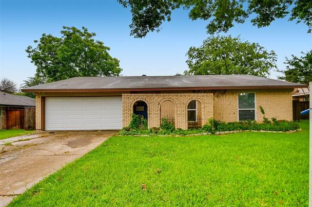 2810 Mill Pond Road, Garland, TX 75044 (MLS #14579277) :: Real Estate By Design