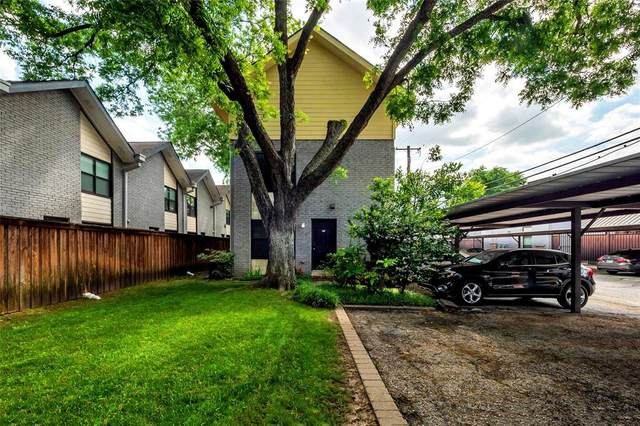 2722 Knight Street 115D, Dallas, TX 75219 (MLS #14579302) :: The Good Home Team