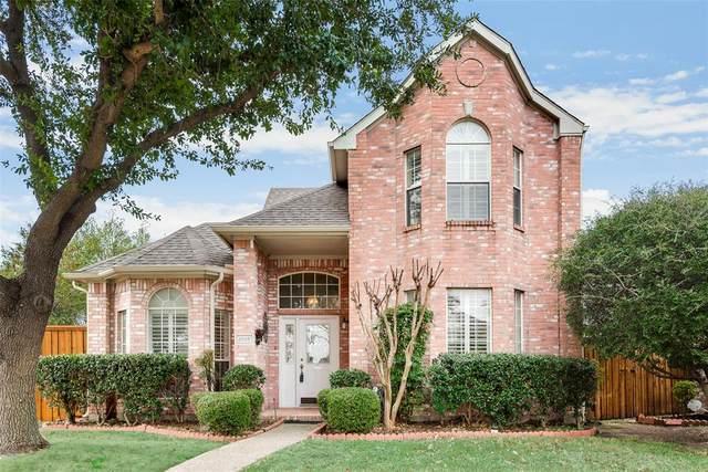 6725 Saddletree Trail, Plano, TX 75023 (MLS #14579319) :: Real Estate By Design