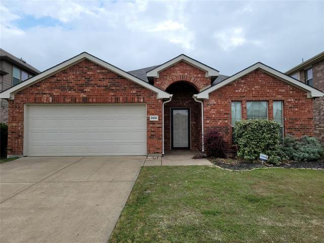 2006 Davy Crockett Drive, Forney, TX 75126 (MLS #14579326) :: Robbins Real Estate Group