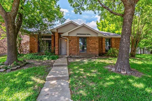 3921 Lois Circle, Rowlett, TX 75088 (MLS #14579334) :: Premier Properties Group of Keller Williams Realty