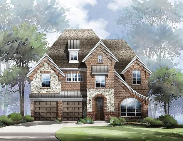512 River Rock Way, Allen, TX 75002 (MLS #14579340) :: Robbins Real Estate Group