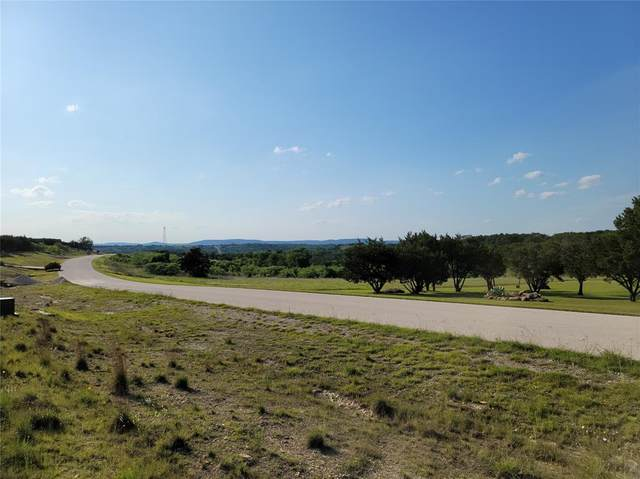 0 Caprock Court, Graford, TX 76449 (MLS #14579346) :: The Russell-Rose Team
