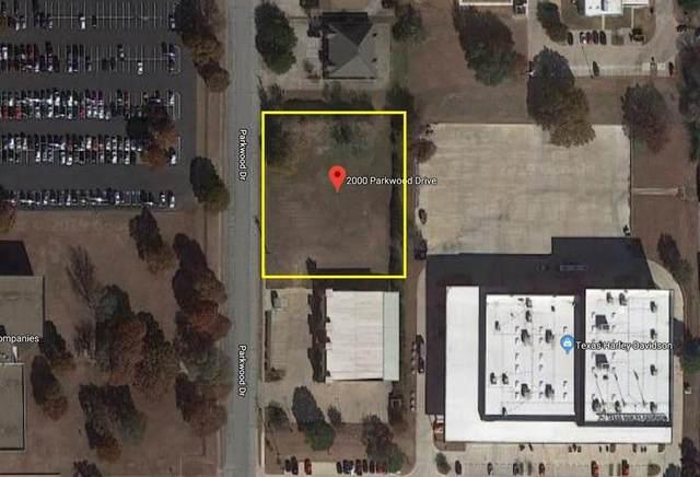 2000 Parkwood Drive, Bedford, TX 76021 (MLS #14579355) :: Premier Properties Group of Keller Williams Realty