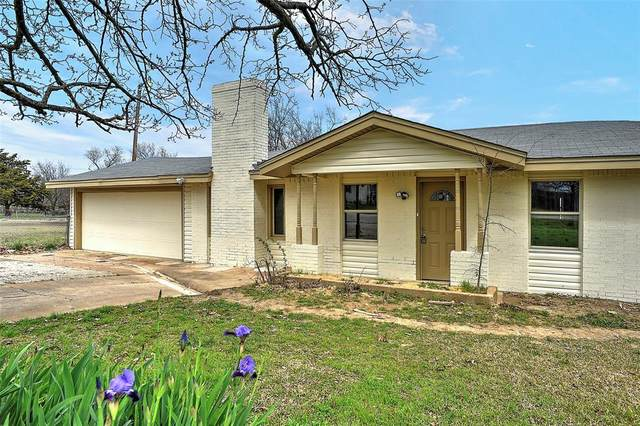 207 John Fielder Drive, Southmayd, TX 75092 (MLS #14579356) :: Real Estate By Design
