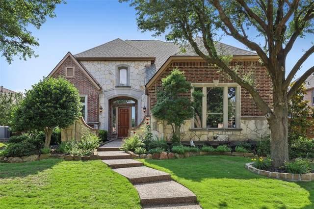 4421 Young Drive, Carrollton, TX 75010 (MLS #14579391) :: 1st Choice Realty