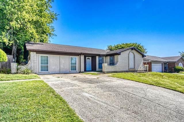 105 Wingren Lane, Arlington, TX 76014 (MLS #14579395) :: Real Estate By Design