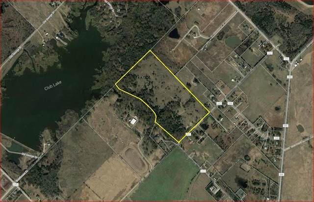 16620 County Road 247, Terrell, TX 75160 (MLS #14579402) :: Real Estate By Design