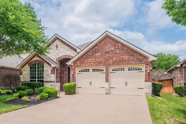 1271 Golf Club Drive, Lantana, TX 76226 (MLS #14579421) :: Team Hodnett