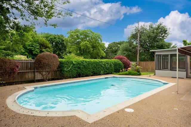 6001 Kenilworth Drive, Arlington, TX 76001 (MLS #14579439) :: Real Estate By Design