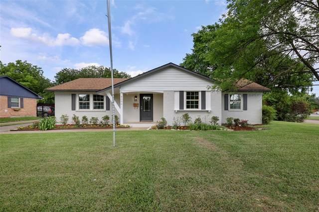 8506 Grenadier Drive, Dallas, TX 75238 (MLS #14579464) :: Bray Real Estate Group