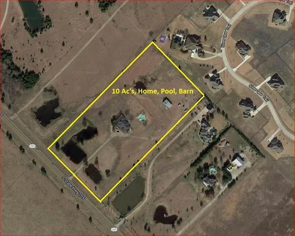2031 S State Highway 205, Rockwall, TX 75032 (MLS #14579498) :: Craig Properties Group