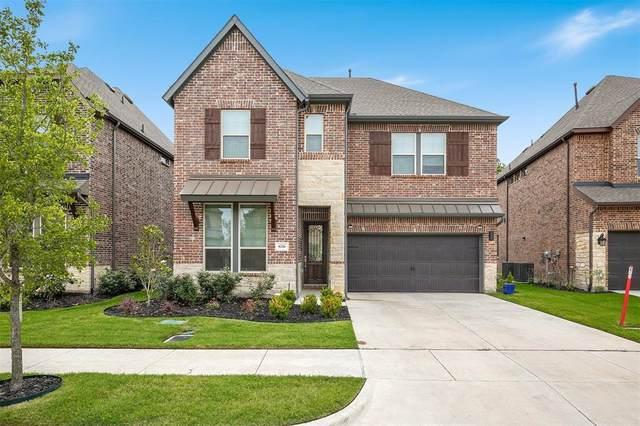 6216 Saddlebrook Way, Irving, TX 75039 (MLS #14579501) :: Real Estate By Design