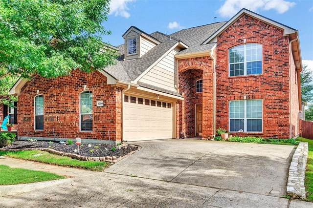 8009 Lonesome Spur Trail, Mckinney, TX 75070 (MLS #14579504) :: Real Estate By Design