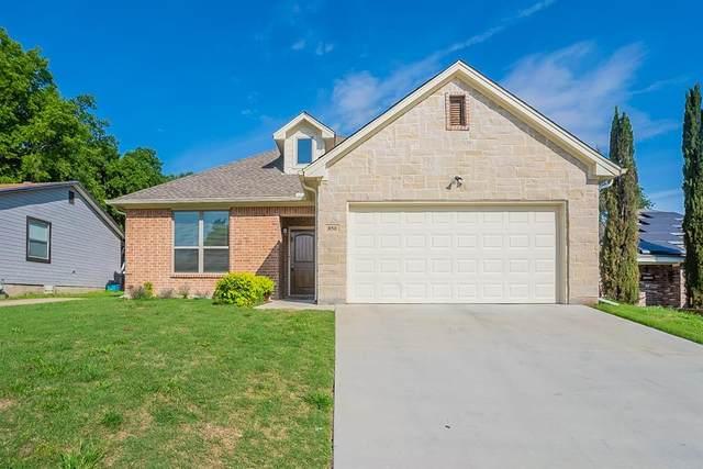 850 Mirike Drive, White Settlement, TX 76108 (MLS #14579507) :: Rafter H Realty