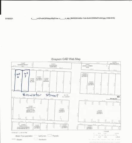 Lot 7 Tbd, Denison, TX 75020 (MLS #14579527) :: Craig Properties Group