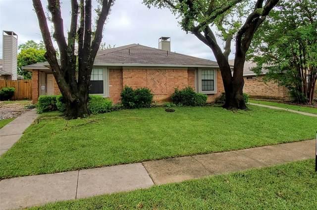 8638 Holly Street, Frisco, TX 75034 (MLS #14579554) :: The Mauelshagen Group
