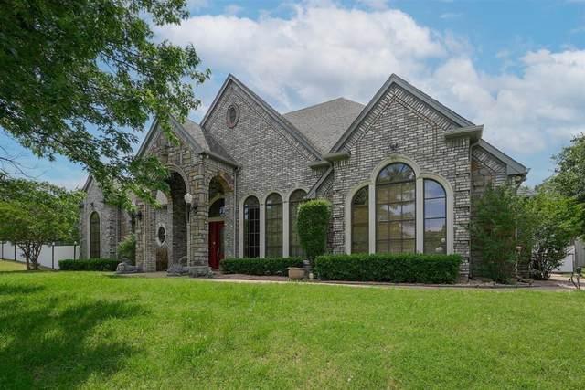 9265 Indian Knoll Trail, Keller, TX 76248 (MLS #14579592) :: Bray Real Estate Group