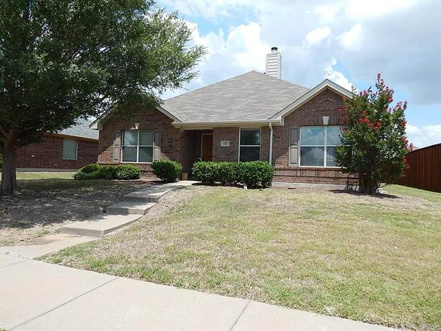 117 Rockbrook Drive, Wylie, TX 75098 (MLS #14579605) :: Bray Real Estate Group