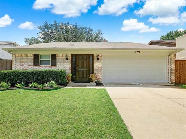 2208 Benbrook Drive, Carrollton, TX 75007 (MLS #14579630) :: Frankie Arthur Real Estate