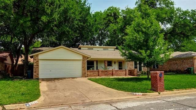 2711 Sibley Drive, Arlington, TX 76015 (MLS #14579634) :: Real Estate By Design