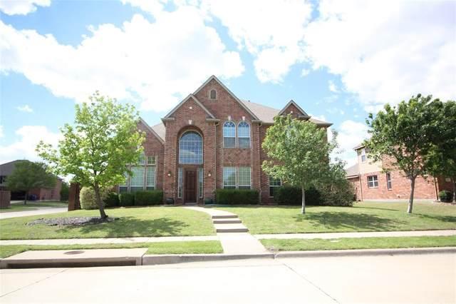 1521 Pleasant Run, Allen, TX 75002 (MLS #14579642) :: Robbins Real Estate Group
