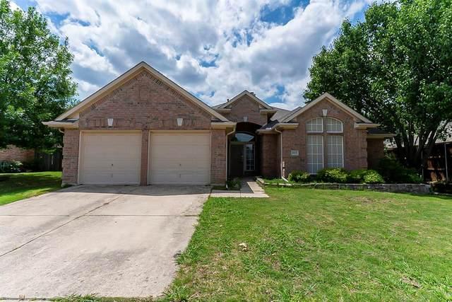 6921 Herman Jared Drive, North Richland Hills, TX 76182 (MLS #14579667) :: Bray Real Estate Group