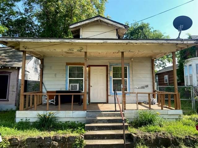 110 E Sears Street, Denison, TX 75021 (MLS #14579693) :: VIVO Realty