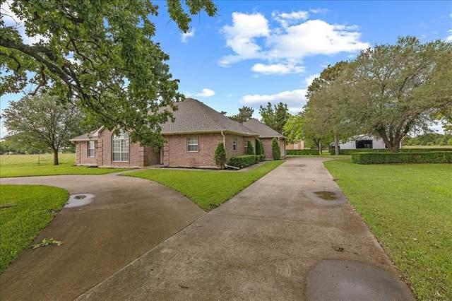 7132 Fm 1181, Ennis, TX 75119 (MLS #14579698) :: Real Estate By Design